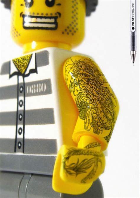 lego tattoo pilot pen lego tattoo pilot pen ads