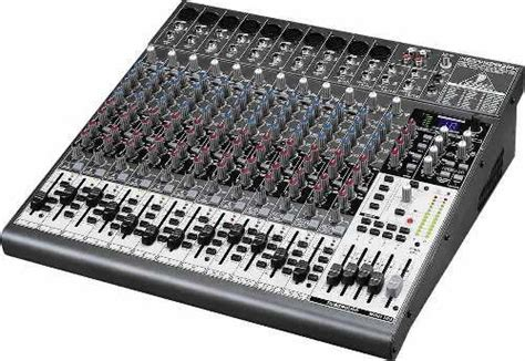 Mixer Behringer 2442fx behringer xenyx 2442fx premium 24 input 4 2 mixer with