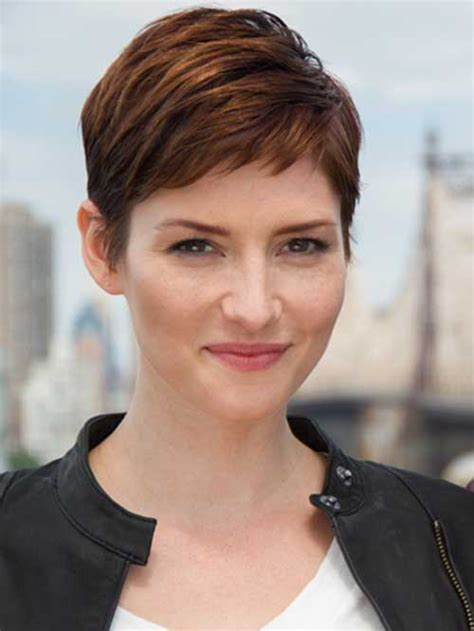 Pixie Haircut Styles by How To Style A Pixie Cut On Relaxed Hair