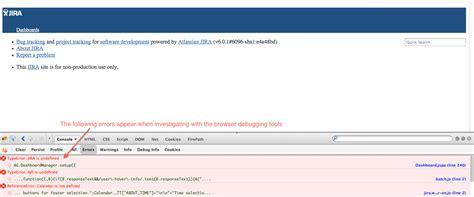 update jira layout layout broken in jira after upgrade atlassian documentation