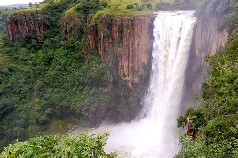 famous falls southern africa travel famous waterfalls of south africa