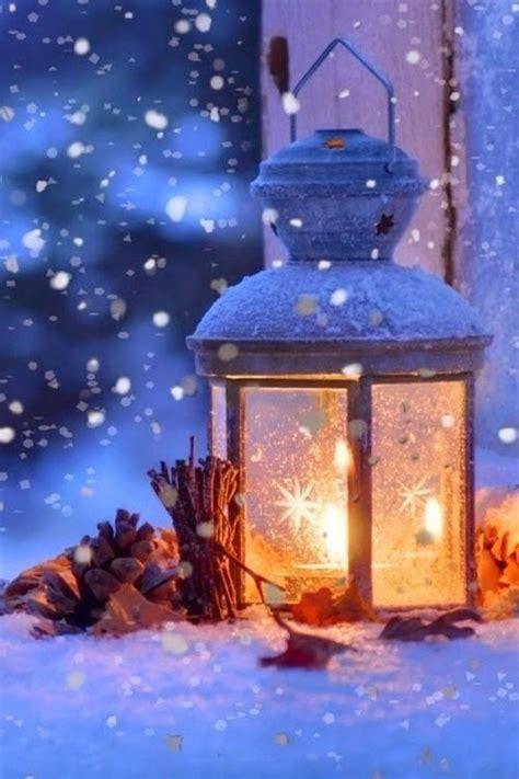 image gallery snow lantern