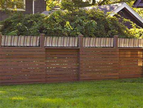home dzine home diy easy garden fence