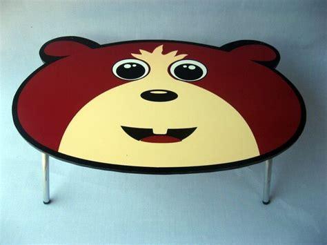 Meja Lipat Karakter Pooh Meja Belajar Anak Meja Makan Anak terjual meja lipat lucu untuk anak kaskus