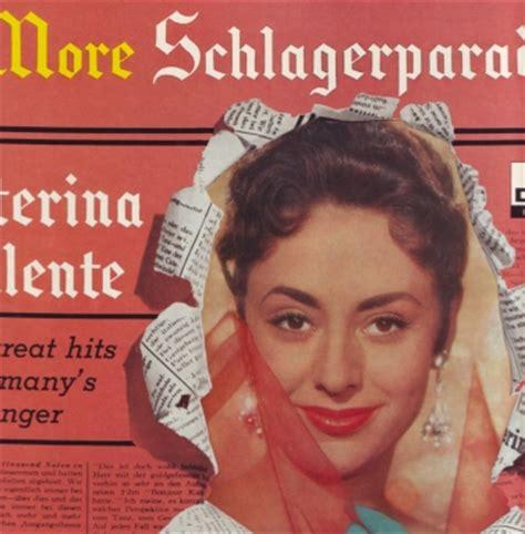 caterina valente more caterina valente more schlagerparade 1960 s vinyl