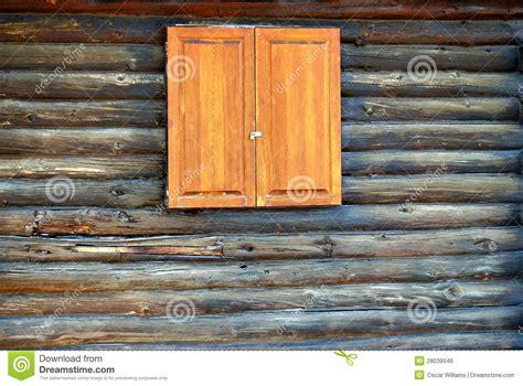 Wall Log Cabin by Log Cabin Wall Royalty Free Stock Photos Image 28039548