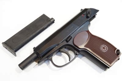 blowback in prague ksc makarov mkv pm metal gas blowback pistol system