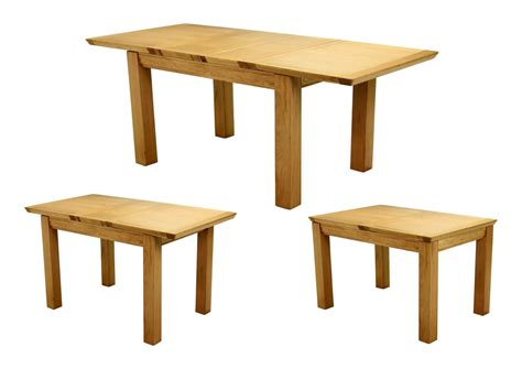 American Oak Dining Table Heartlands Breton American Oak Extending Dining Table Small Medium Large Ebay