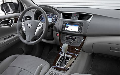 nissan sentra interior 2010 2014 nissan sentra review prices specs