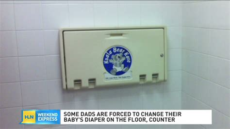 Restroom Changing Tables Changing Stations Coming To More S Restrooms Cnn