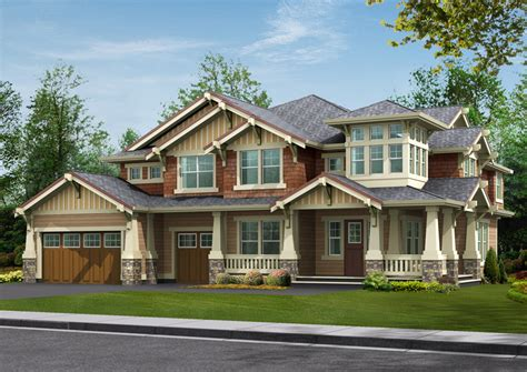 luxury craftsman style home plans longhorn creek rustic home plan 071s 0012 house plans