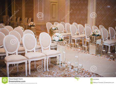 Wedding Ceremony Elements by Beautiful Wedding Ceremony Design Decoration Elements With