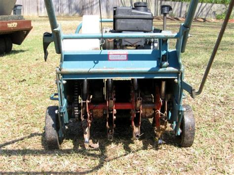 Top Dresser For Sale by Top Dresser Aerator For Sale Lawnsite