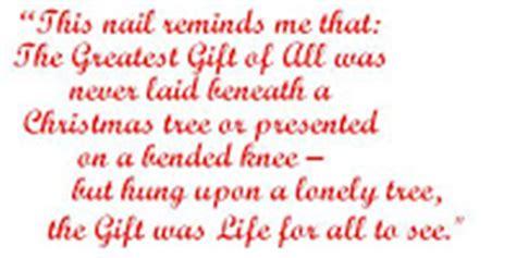 printable christmas nail poem lehre er liv christmas nails