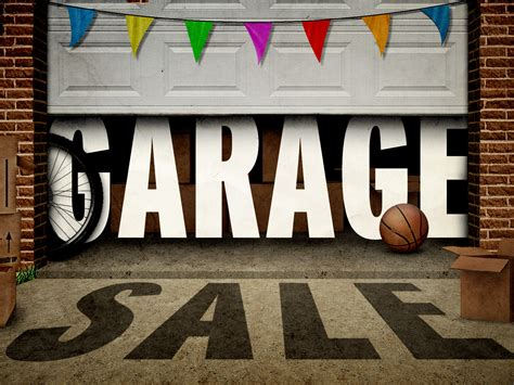 Garage Sale On by Garagesale