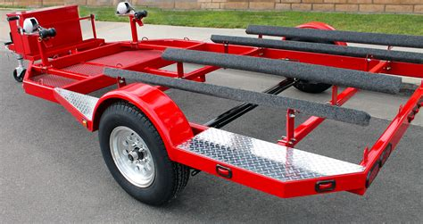 boat trailer step plates shadow trailer options