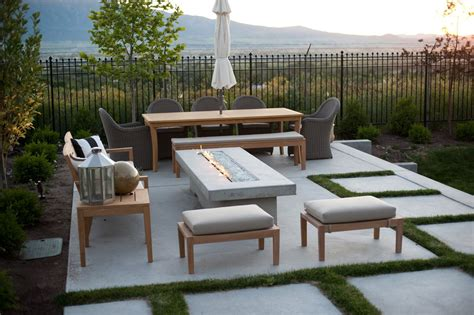 modern outdoor furniture for small spaces outdoor living 8 ideas to get the most out of your space