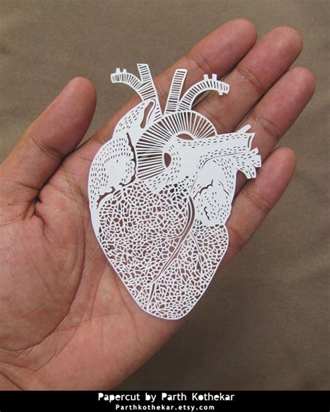 Designer Knife cutting it close papercut by parth kothekar the yellow