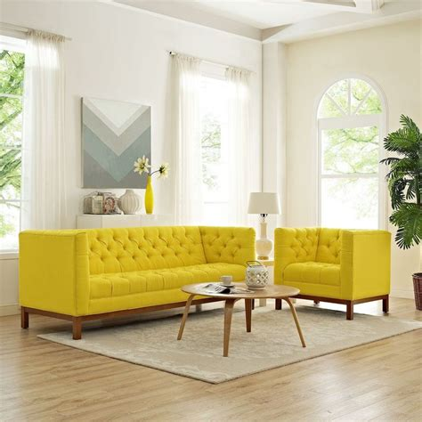 yellow living room set 25 great ideas about yellow living room furniture on