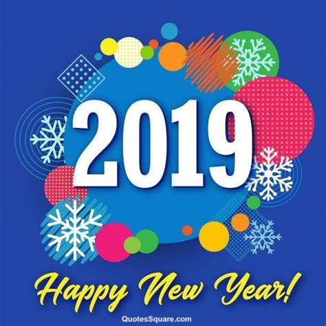 simple posted message fb new year happy new year 2019 wishes home