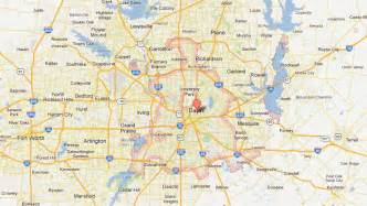 dallas map dallas map myideasbedroom