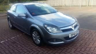 Vauxhall Astra 1 4 3 Door Vauxhall Astra 1 4 3 Door Sri 2010 10 Ebay