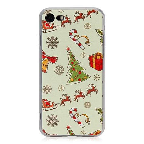 christmas phone case for iphone 7 christmas gift