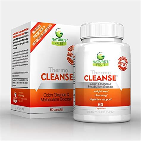 Most Popular Detox Cleanse by Thermocleanse Thermogenic Colon Cleanse The Best