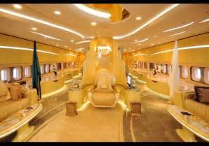 Opulent Wealth Inside Prince Alwaleed Bin Talal S Private Plane Pg 6 Forbes
