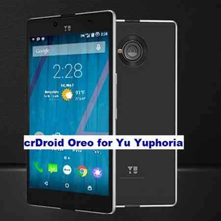 download themes for yu yuphoria oreo yu yuphoria crdroid 4 0 android oreo rom download