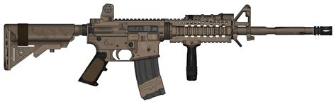 M4 Cabine by Balleworn M4 Carbine By Shockwave9001 On Deviantart