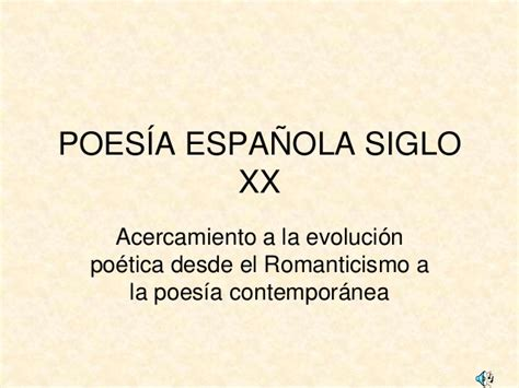 poesia espanola del siglo 8437613167 poes 237 a espa 241 ola siglo xx