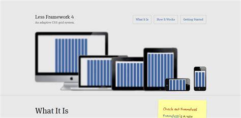best css framework 15 best css framework for responsive web design tutorialchip
