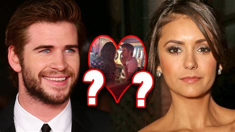Date Now are liam hemsworth and dobrev on a date
