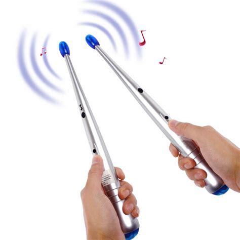 Rhythm Stix Air Drum Stick Stik Drum Udara Elektrik air drum sticks reviews shopping air drum sticks
