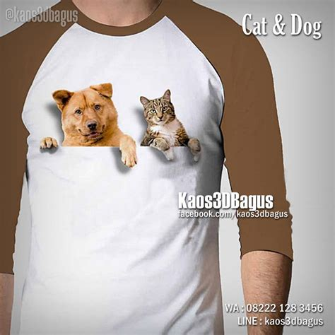 Kaos Cats kaos kucing kaos cat lover kaos3d kaos pecinta kucing