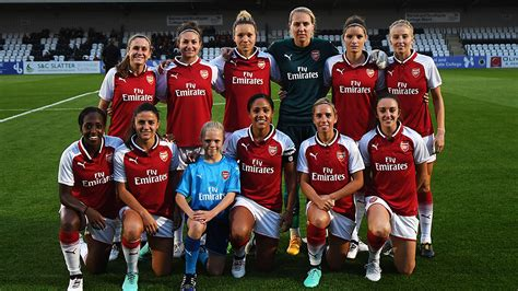 arsenal ladies two matches picked for television coverage arsenal women