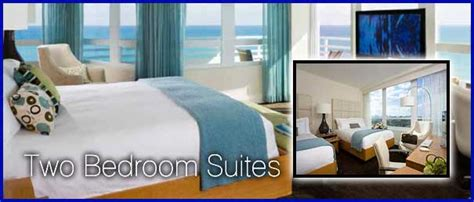 2 bedroom suites in miami two bedroom suites miami beach ocean front resort