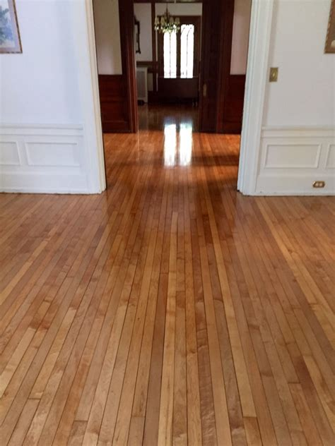 Refinishing Hardwood Floors   Virginia   Richmond