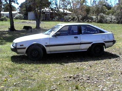 car engine repair manual 1984 mitsubishi cordia regenerative braking 68rover s 1984 mitsubishi cordia in geelong