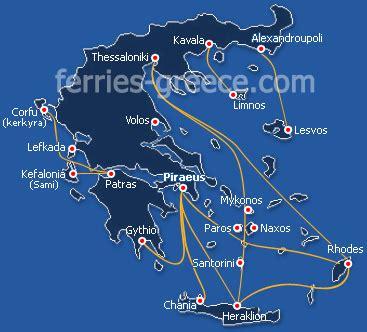 traghetti grecia interni traghetti a tutte le isole greche