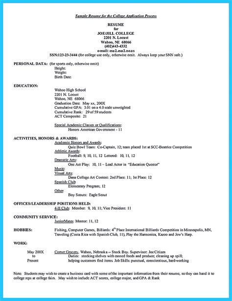 college resume objective exles best current college student resume with no experience