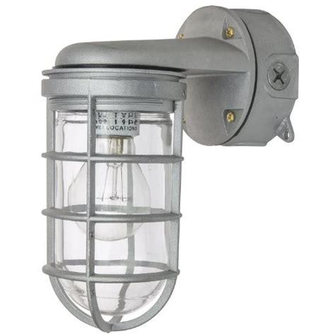 Ter Proof Light Fixtures Sunlite Vta100 9 7 Inch 100 Watt Vapor Proof Vandal Proof