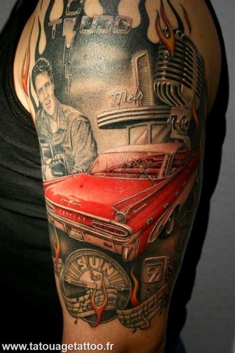 killer tattoo hd 1000 id 233 es sur le th 232 me tatouage hot rod sur pinterest