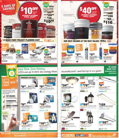 home depot labor day sale 2017 sales 2017