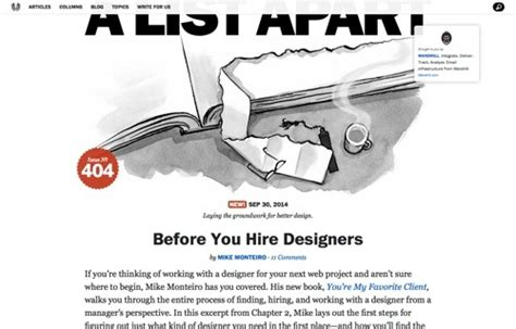 a list appart 11 sites for ecommerce design inspiration practical ecommerce