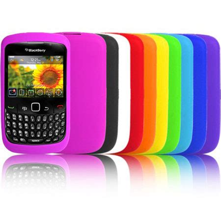 Casing Hp Blackberry Curve 8520 10 in 1 silicone pack for blackberry curve 8520 9300