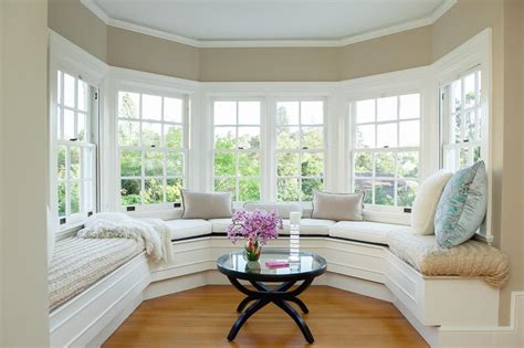 Window Seats   Charming focal point that will warm your