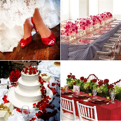 valentines themed wedding ideas
