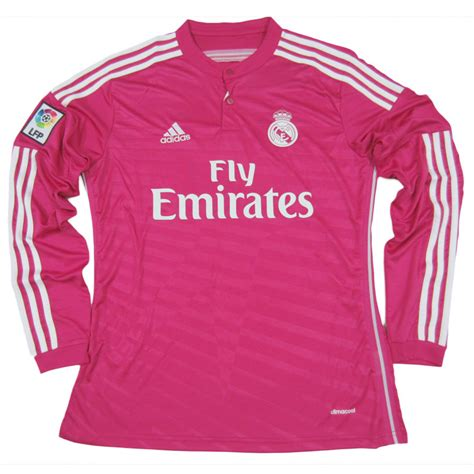 Madrid Away 14 15 real madrid 14 15 sleeve away soccer jersey real madrid